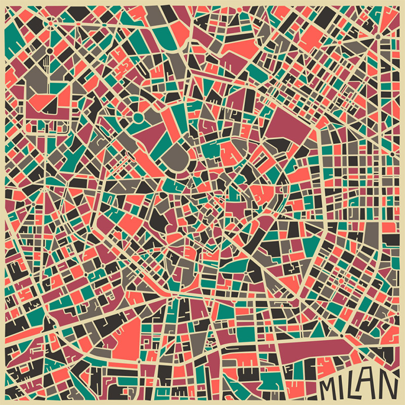 Blog » Delicious Industries Design A City Map on drawing a city map, create a city map, design a helmet,
